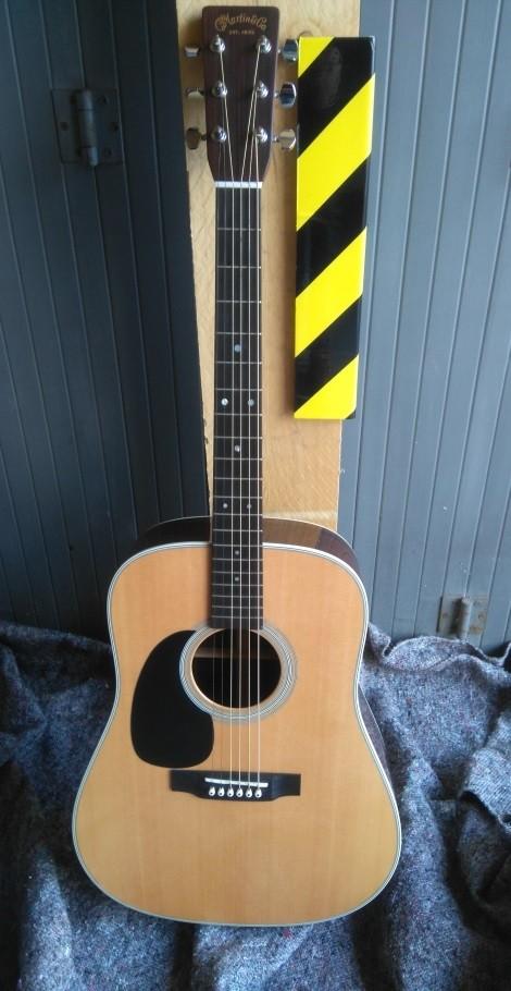 guitare folk acoustique martin d28l vendre. Black Bedroom Furniture Sets. Home Design Ideas