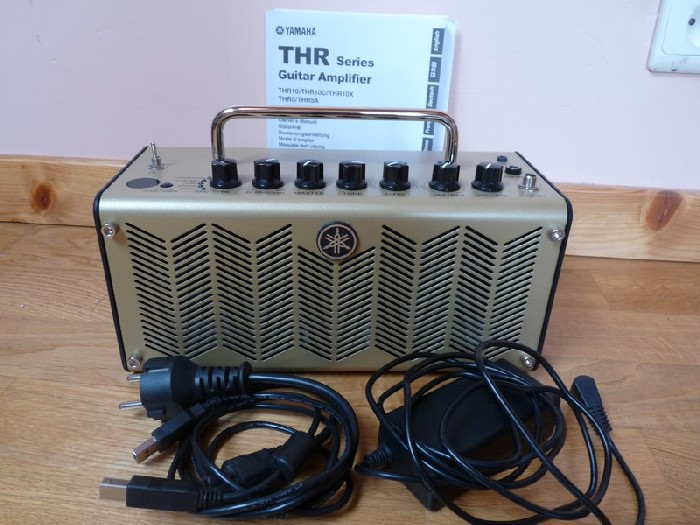 Ampli guitare Chorus Yamaha THR5A à vendre