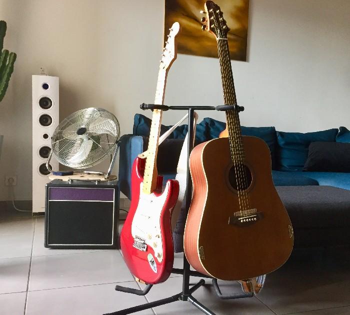 Guitare folk acoustique Epiphone Elypse 602 Salma à vendre